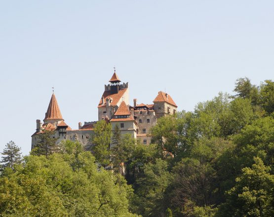 Zamek draculi